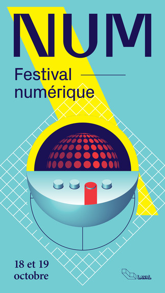 Festival NUM des Bibliothèques de Laval