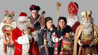 Qui est le vrai Père Noël ?