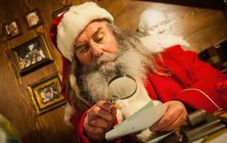 Écris au Père Noël