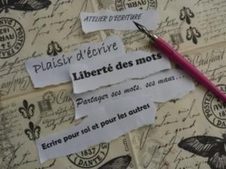 Partage des mémoires - Atelier d'écriture