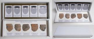 Atelier de poterie préhistorique, avec Martin Lominy