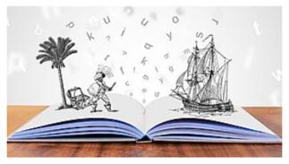 Super Plume : « Lire, écrire, créer des histoires »