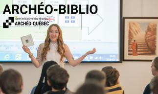 Atelier d'archéologie « Se loger » avec Archéo-Québec (8 ans et plus)