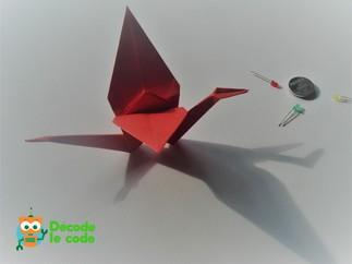 Origami circuits