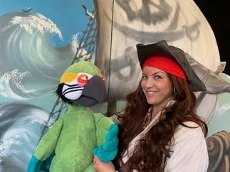 Lecture visuelle avec le Pirate Marie