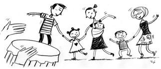 Danse en famille (0-99 ans)