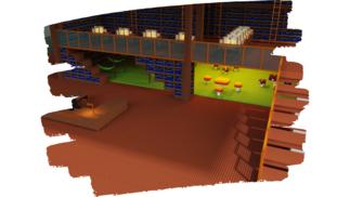 Mixlab : Ma bibliothèque de rêve en 3D