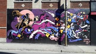 Conférence: Art public et art de la rue