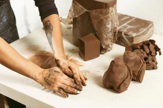 Après-midi au féminin : initiation au travail de l'argile
