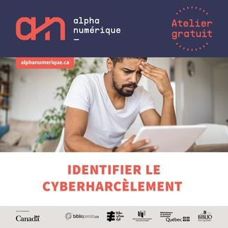 Identifier le cyberharcèlement