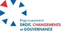 Regroupement Droit, changements et gouvernance