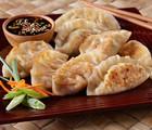 Lucky dumplings