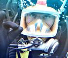 Divers at Work