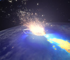 Cosmic Collisions / EXO