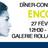 Invitation à un dîner-conférence sur les projets ENCQOR