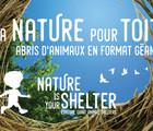 La nature pour toit