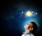 La tête dans les étoiles
