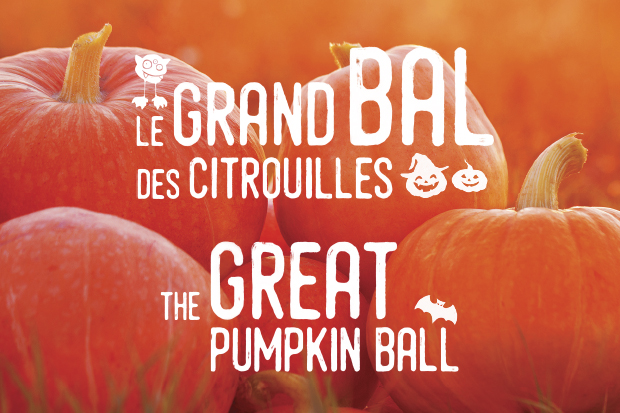 The Great Pumpkin Ball