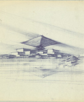 Arthur Erickson :  Lignes topographiques