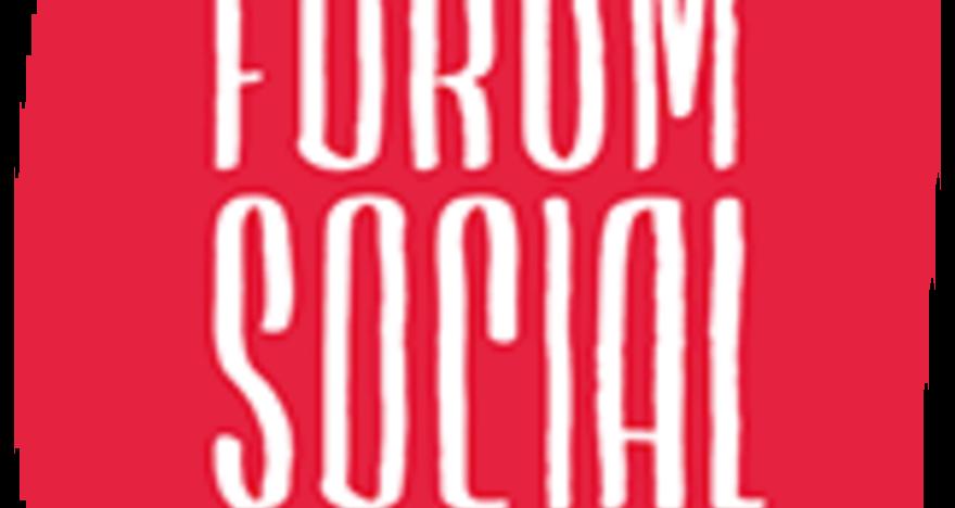 Forum social mondial 2016