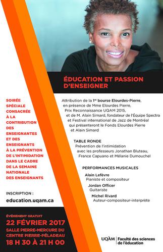 Soirée spéciale: «Éducation et passion d'enseigner»