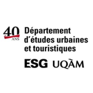 Colloque MonTRéalités   40 ans d'évolution d'enjeux urbains et touristiques