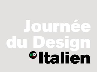 Table ronde dans le cadre de la Journée du Design Italien