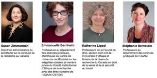 Panel de discussion: «Éthique et justice en recherche»