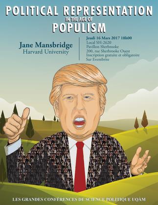 Conférence: «Jane Mansbridge sur le populisme»
