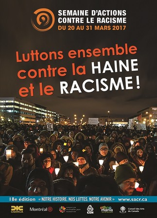 Forum de la Semaine d'actions contre le racisme : «L'égalité, c'est notre affaire à tous!»