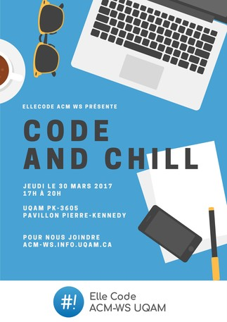 Code and Chill - Mars 2017