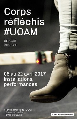 Exposition: «Corps réfléchis #UQAM»