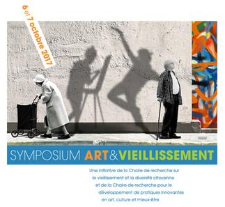 Symposium: «Art et vieillissement»