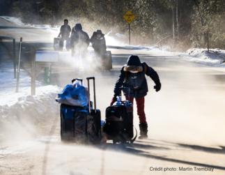 Table ronde: «La migration à la frontière canado-américaine: crise ou continuité?»