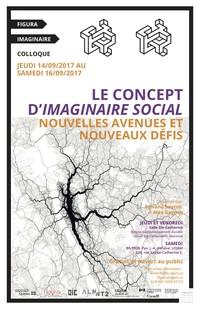 Colloque: «Le concept d'imaginaire social: nouvelles avenues et nouveaux défis»