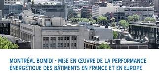 Montréal BOMIDI – Mise en œuvre de la performance énergétique des bâtiments en France et en Europe