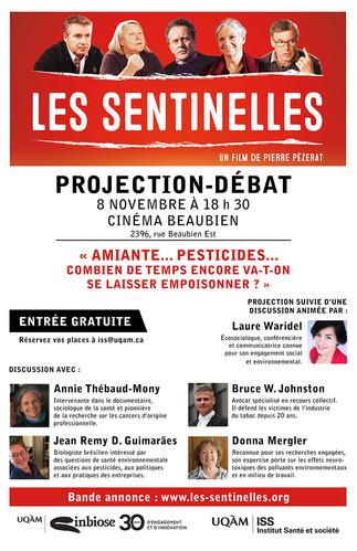 Projection-débat du documentaire: «Les Sentinelles»