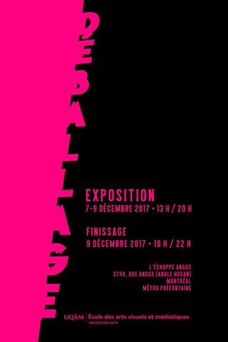 Exposition: «Déballage»