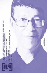 Conférence MidiMus: «Les difficultés du domaine de la musique»