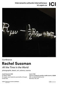 Conférence ICI: «Rachel Sussman: All the Time in the World»