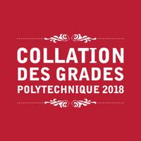 Collation des grades 2018 - Cycles supérieurs