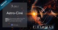 Astro-Ciné : First Man