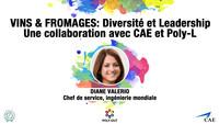 Vins & fromages : Diversité et leadership (sur inscription)