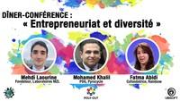 Dîner-conférence : Entrepreneuriat et diversité
