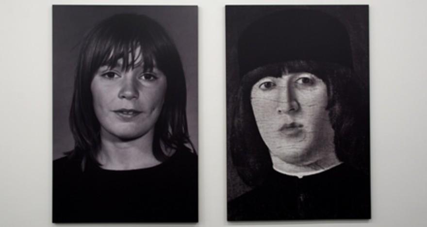 Françoise Sullivan. Trajectoires resplendissantes à la Galerie de l'UQAM
