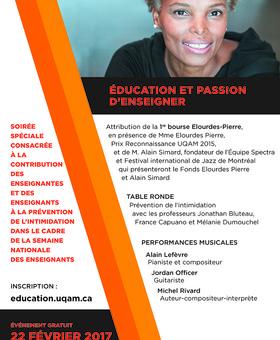 Éducation et passion d'enseigner