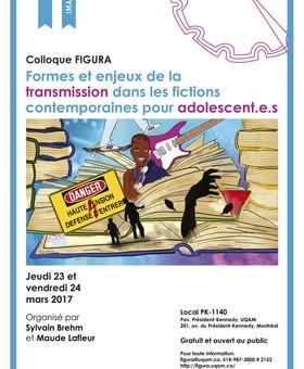 Formes et enjeux de la transmission dans les fictions contemporaines pour adolescent.e.s