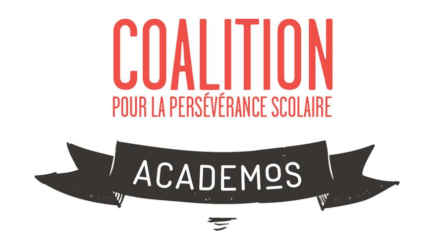 Coalition Academos pour la persévérance scolaire