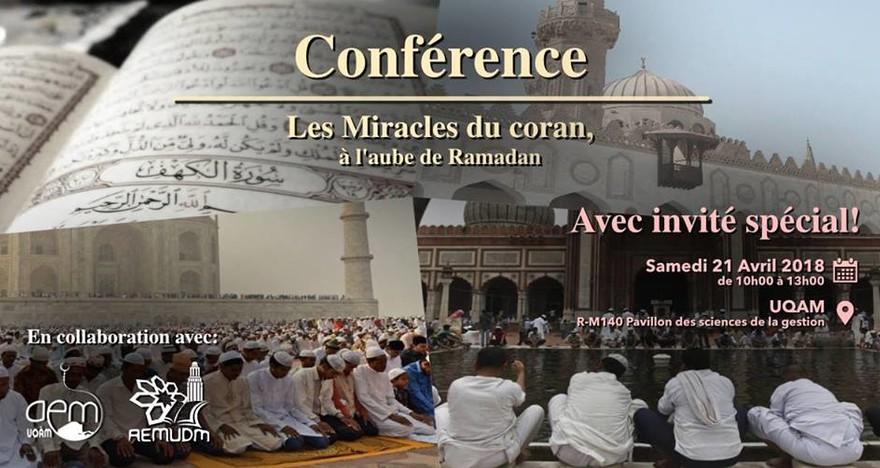 Les miracles du Qur'an, à l'aube du Ramadan!